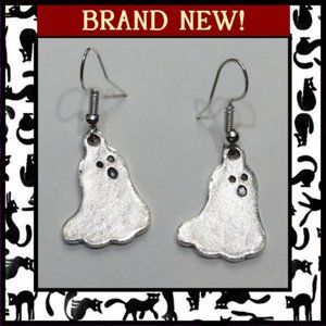 Jewelry - Ghost Halloween Earrings